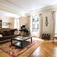 Two-Bedroom Apartment - Rue de la Pompe III
