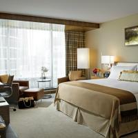 Deluxe City View Room with King Bed