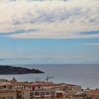 One-Bedroom Apartment (4 Adults) with Patio and Sea View - 2, Via Pitrè
