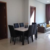 Premier Three-Bedroom Apartment with City View