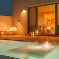 Deluxe Spa Suite with Outdoor Private Pool