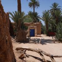La maison saharaouie