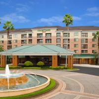 Zdjęcia hotelu: Courtyard by Marriott Orlando Lake Buena Vista in the Marriott Village, Orlando
