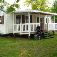 Hotel Pictures: Mobile Home Au Camping La Reserve, Gastes