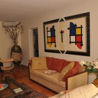 Deluxe Two-Bedroom Apartment with Patio