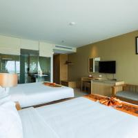 Panorama Double Room - Front Beach