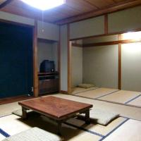 Economy Japanese-Style Triple Room with Shared Bathroom