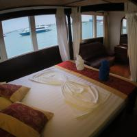 Cabin with two Suites with Sea View