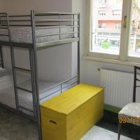 Single Bed in 7-Bed Mixed Dormitory Room