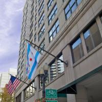 酒店图片: 芝加哥市中心希尔顿恒庭旅馆&套房酒店, 芝加哥