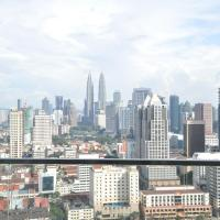 Two-Bedroom Apartment with KLCC View