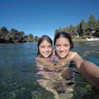 Hotel Pictures: Costa Bonita Cabañas, Villa Pehuenia
