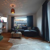 Two-Bedroom Apartment with Balcony and Terrace 1