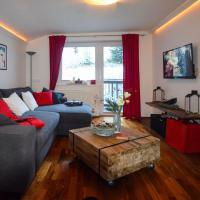 Two-Bedroom Apartment with Balcony and Terrace 2