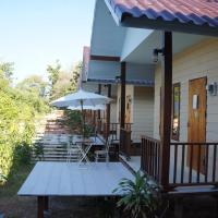 Wooden Standard Double Room House with Terrace