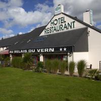 Hotel Pictures: Brit Hotel Relais Du Vern, Landivisiau