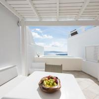 Superior Suite with Outdoor Hot Tub and Panoramic Sea View