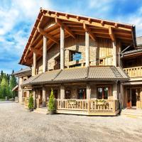 Hotel Pictures: Koivulahden Rapukartano, Mänttä