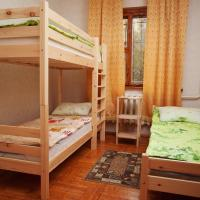 Bed in 4-Bed Mixed Dormitory Room