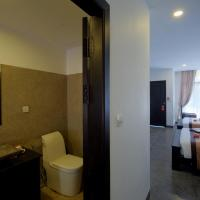 Premier Twin Room with Balcony and Pool View