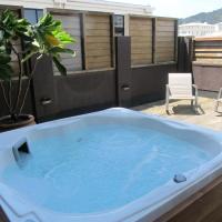 King Studio with Spa Pool and Balcony
