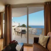 One-Bedroom Apartment with Sea View (2-3)