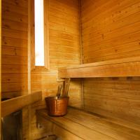 Superior Twin Room with Sauna