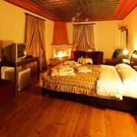 Superior Double Room with Mountain View and Fireplace
