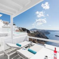 Executive Suite with private Outdoor Hot Tub and Panoramic Sea View
