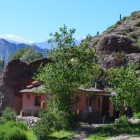 Cabaña Rosada