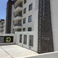 Hotel Pictures: Departamento Terrazas San Joaquín, La Serena