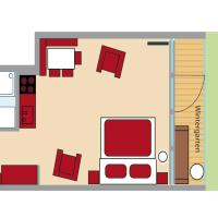 Holiday Apartment (2 adults)