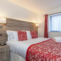 Comfort Single Room with Window and Double Bed