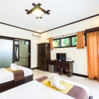 Twin Room with Pool View