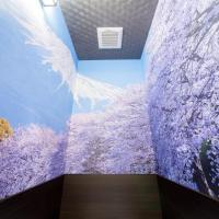 Single Japanese-Style Futon in Mixed Dormitory Room