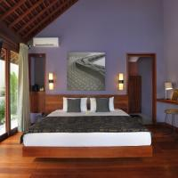 One Bedroom Private Pool Villa with Rice field View