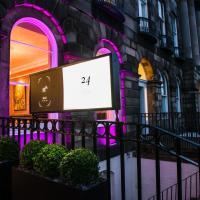 Zdjęcia hotelu: 24 Royal Terrace, Edynburg