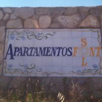 One-Bedroom Apartment Fonsol (2 - 4 Adults)
