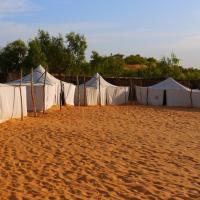 Camp Du Désert – Esprit d'Afrique