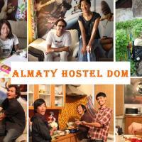 Hotellbilder: Almaty Hostel Dom, Almaty