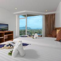 Grand Deluxe Double room with Sea View