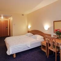 Twin Room with Balcony and Spa Access