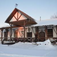 Hotel Pictures: Usadba Zamkovoe Predmestie 2, Mir