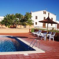 Hotel Pictures: Holiday home Ca Les Annes, La Almunia