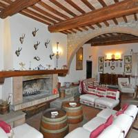 Holiday home in Trevinano with Seasonal Pool