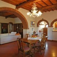 Four-Bedroom Holiday home in Montaione II