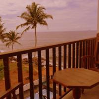 Deluxe Double Room with Side Sea View and Balcony