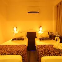 Deluxe Double or Twin Room with Side Sea View and Balcony
