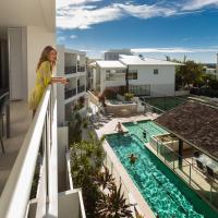Zdjęcia hotelu: Coolum Seaside Apartments, Coolum Beach
