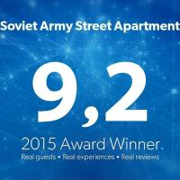Hotel Pictures: Soviet Army Street Apartment, Vitebsk